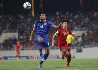 Đội tuyển Việt Nam thảm bại trước Thái Lan ngay tại sân Mỹ Đình