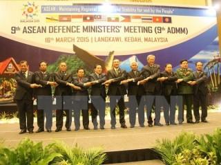 Hội nghị Bộ trưởng Quốc phòng ASEAN thúc đẩy lòng tin trong khu vực