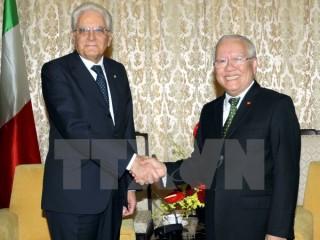 TP.HCM sẽ tăng cường hợp tác với các địa phương của Italy