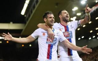 Liverpool bất ngờ gục ngã trước Crystal Palace