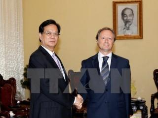 Việt Nam hết sức coi trọng quan hệ hợp tác toàn diện với EU
