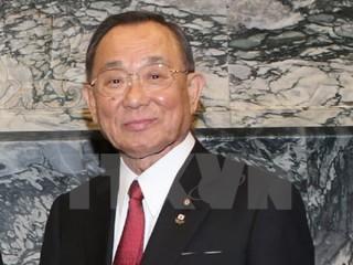 Chủ tịch Thượng viện Nhật Bản bắt đầu thăm chính thức Việt Nam