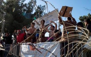 Hy Lạp: Biểu tình đòi mở cửa cho người nhập cư, tị nạn