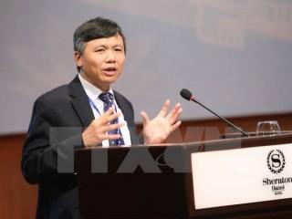 Bổ nhiệm Giám đốc Học viện Ngoại giao làm Thứ trưởng Bộ Ngoại giao