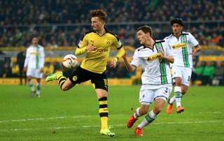 Vòng 18 Bundesliga: Tiếp bước Bayern, Dortmund giành chiến thắng