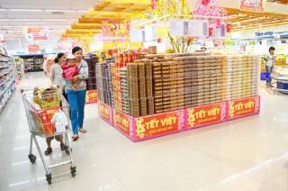 Chợ Tết - nét hài hòa giữa truyền thống và hiện đại