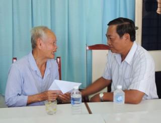 Lãnh đạo tỉnh thăm, chúc tết các Trung tâm và Bệnh viện
