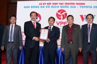 Phó tổng giám đốc Phạm Phú Hoà chia tay VPF