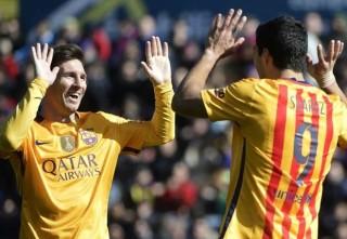 Messi lần đầu tiên đoạt danh hiệu Cầu thủ xuất sắc nhất tháng