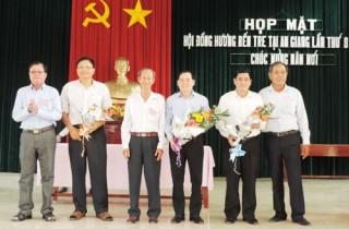 Họp mặt Hội đồng hương Bến Tre tại An Giang
