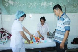 Sàng lọc trước sinh - sàng lọc sơ sinh để nâng cao chất lượng dân số