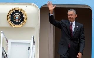 Tổng thống Mỹ Barack Obama tới Đức thúc đẩy hiệp định TTIP