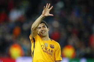 Suarez tỏa sáng, Barca ngược dòng hạ 10 người Atletico Madrid