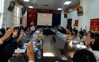 Ba xã ở Lai Châu sẽ tổ chức bầu cử đại biểu Quốc hội trước 1 tuần