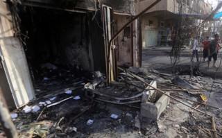 Iraq: Đánh bom kép tại Baghdad làm hơn 50 người thương vong