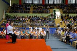 Thủ tướng đối thoại với 3.000 công nhân, người lao động phía Nam