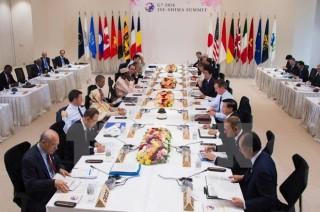 Việt Nam hoan nghênh Tuyên bố của G7 về đảm bảo an ninh biển
