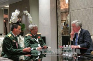 Việt Nam thúc đẩy quan hệ hợp tác an ninh quốc phòng với EU, Anh và Italy