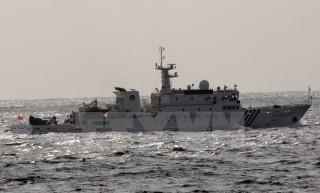 Tàu chiến Nga-Trung tiến vào vùng tiếp giáp gần quần đảo Senkaku