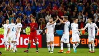 Bồ Đào Nha thất vọng bị Iceland cầm hòa