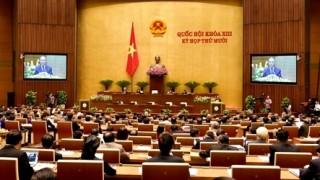 Ủy ban Thường vụ Quốc hội triệu tập Kỳ họp thứ nhất, Quốc hội khóa XIV
