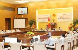 """Hội thảo """"Ủy ban về các vấn đề xã hội với chính sách, pháp luật thúc đẩy tiến bộ và công bằng xã hội"""""""