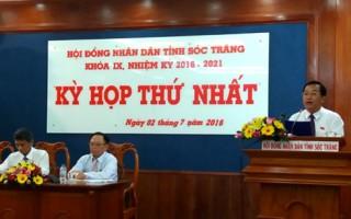 Ông Trần Văn Chuyện giữ chức Chủ tịch UBND tỉnh Sóc Trăng