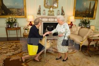 Tân Thủ tướng Anh Theresa May công bố danh sách nội các mới