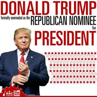 Donald Trump chính thức được đề cử làm ứng viên Tổng thống Mỹ