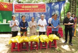 Diễn viên Đại Nghĩa chia sẻ khó khăn với người nghèo