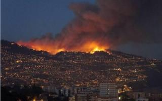 Hơn 1.000 người Bồ Đào Nha phải sơ tán do cháy rừng