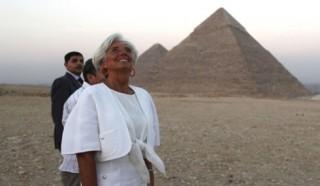 Ai Cập ký kết khoản vay 12 tỷ USD từ IMF