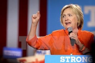 Bầu cử Mỹ 2016: Bà Clinton công bố thành viên nhóm chuyển giao
