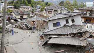 Động đất 6 độ richter ở Nhật Bản