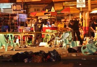 Philippines nghi ngờ Abu Sayyaf thực hiện vụ nổ ở Davao