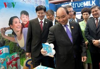 Thủ tướng dự Hội chợ Trung Quốc – ASEAN lần thứ 13
