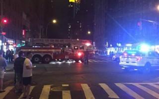 Mỹ tìm thấy thiết bị nổ thứ 3 gần hiện trường vụ nổ tại New York
