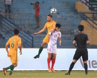 Thua Úc 2-5, U-19 VN vỡ mộng vô địch trên sân nhà