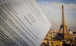 Hạ viện Đức thông qua Hiệp định Paris về chống biến đổi khí hậu