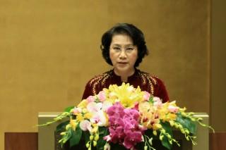 Khai mạc trọng thể Kỳ họp thứ hai, Quốc hội khóa XIV
