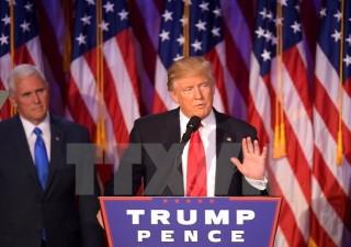 Mỹ: Hé lộ danh sách Nội các của Tổng thống đắc cử Donald Trump