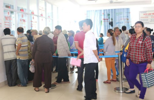 Cảnh giác nạn móc túi tại bệnh viện