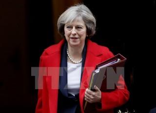 Thủ tướng Anh Theresa May chấp thuận công bố kế hoạch Brexit
