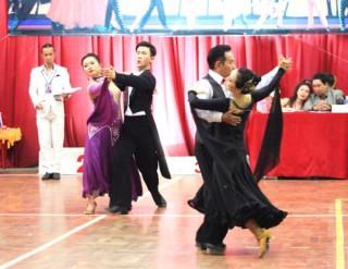 Giải Khiêu vũ các câu lạc bộ Bến Tre mở rộng 2016
