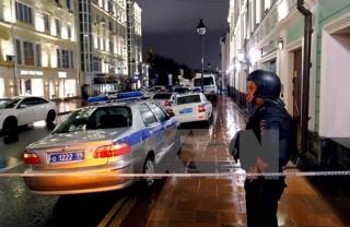 Cảnh sát Nga sơ tán 3.000 người tại 3 nhà ga do đe dọa đánh bom