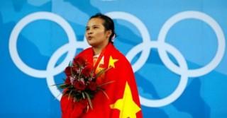 3 VĐV Trung Quốc bị tước HCV Olympic Bắc Kinh 2008