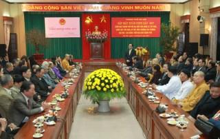 Đóng góp nhiều hơn nữa công sức, trí tuệ đưa Hà Nội tiếp tục phát triển văn minh, hiện đại