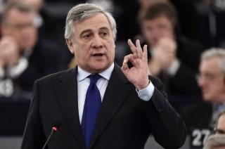 Nghị sỹ người Italy đắc cử chức Chủ tịch Nghị viện châu Âu
