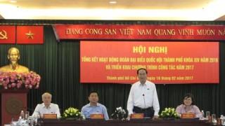 Chủ tịch nướcTrần Đại Quang: Tăng cường giám sát các vấn đề nổi cộm, dư luận quan tâm