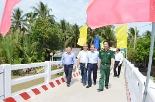 Hơn 2,1 tỷ đồng xây dựng cầu Gòn